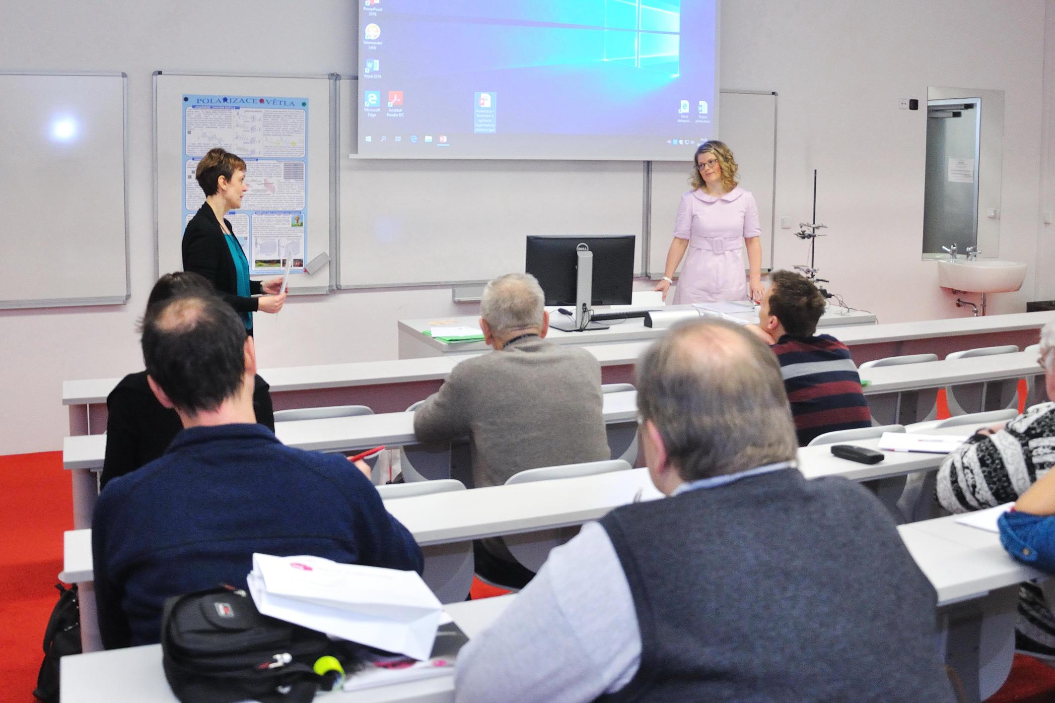 2. semináře pro učitele chemie