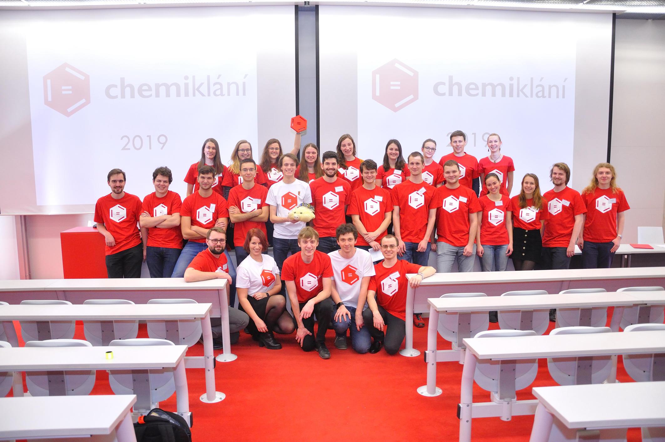 Chemiklání 2019
